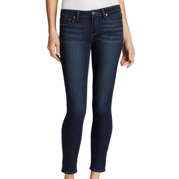 PAIGE Denim - Paige Verdugo Ankle Jeans